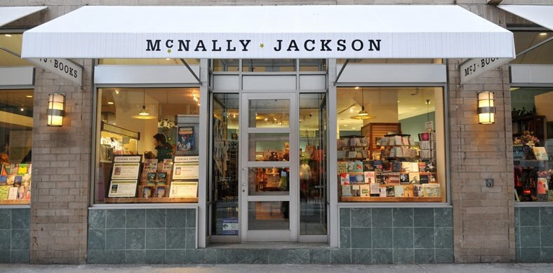 Pop-Up Event at McNally Jackson Books, NYC