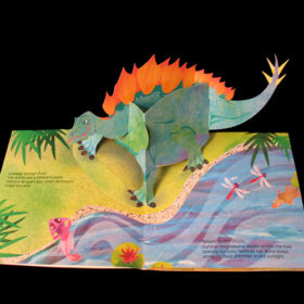 Rumble! Roar! Dinosaurs!: A Prehistoric Pop-Up