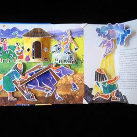 The Ark: A Pop-up by Matthew Reinhart
