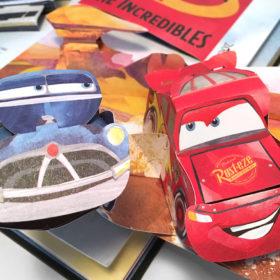 Pixar: A Pop-Up Celebration