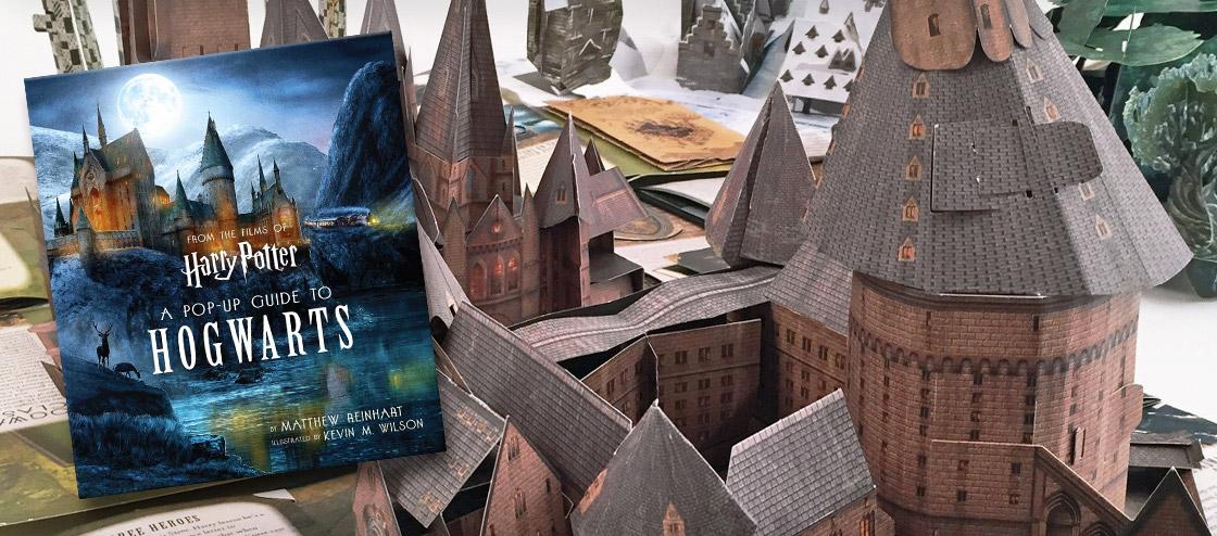 Matthew Reinhart - Pop-up books, paper art and beyond