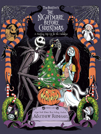 Tim Burton's The Nightmare Before Christmas Pop-Up
